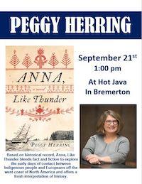 Peggy Herring at Liberty Bay Books